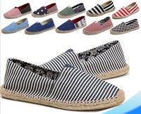 2014 New  canvas espadrilles star shoes