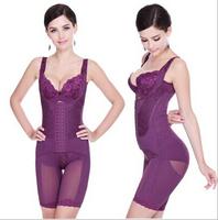 Free shipping / 2014 new / Body / body sculpting / shaping / leotard / postpartum weight loss / hip / abdomen / corset 06