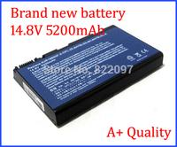 New 5200mAh Laptop Battery BATBL50L8H 50L8 BT.00803.015 for Acer Aspire 5110 3100 9800 4200 3690 5100 9810 3690 5102 Series