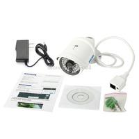 ESCAM wired IP Camera H.264 1.0MP HD720P P66 Waterproof Onvif D-WDR Dual Stream P2P Cloud IP IR Bullet Camera 3.6mm lens