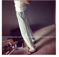European and American special fabric super comfortable pants hy136 p62 home