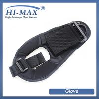 free shipping Hi-max 15pcs/1bag ing flashlight accessory portable flashlight torch black glove