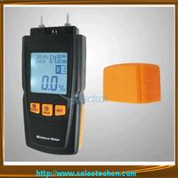 Easy package Digital moisture wood meter 610 with Simple packaging