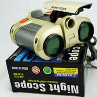 4 x 30mm Night Scope Binoculars with Pop-up Light