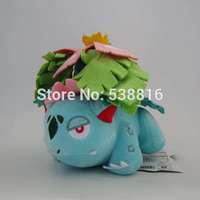 Amazing Venusaur New Coming Pokemon Plush Toys 16cm Pokemon Venusaur Animals Soft Stuffed