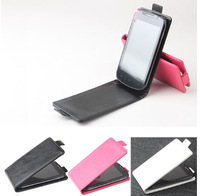 Doogee DG110 Case cover , Good Quality Flip leather (PU) case cover for Doogee DG110 cellphone free shipping