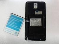 "1pcs/lot  Free Shipping Android Phone High Quality Original Battery For 5.5"" JIAKE N900W MTK6582 Capacity 2800mAh Phone Batter1"