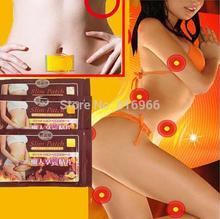 ¡NUEVO! Cuarta Generación 100 pcs adelgaza Ombligo Palo remiendo delgado pierde pérdida de Peso Quemar grasa que adelgaza al por mayor de Crema de Cuidado de la Salud(China (Mainland))