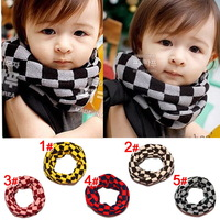 3pcs/lot 2014 Children's Scarves Winter Warmly Kid's Scarf Best Children's Gifts for Christmas Neckerchief Baby Free Shipping