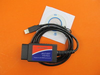2014 Newest Version OBD2/OBDII scanner ELM327 USB Interface ELM 327 USB with free Shipping