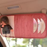 Automotive vehicle sun visor sets car accessories car supplies automotive interior decoration supplies CD clip visor