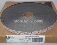 """3M SJ3552 (Type 170) Dual Lock adhesive velcro tape 1""""*50yard*one roll/ we can die cut it"""