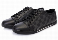 Free shipping 2014 new Men sneakers Louis shoes High quality French brand fashion casual shoes Size 40-46