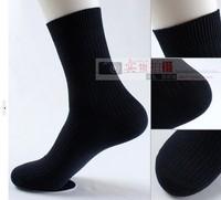 5pairs, 2014's new cotton knit qiu dong men socks, free shipping