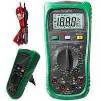 MASTECH MS8260B Digital Multimeter NCV AC DC Voltage/Current Res Cap Freq ON0156