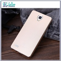 """Luxury Ultrathin Aluminum Metal Back Cover Case Phone Cases For Xiaomi Hongmi/Red Rice/Redmi Note 5.5"""" Mobile Phone+Screen Films"""