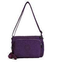 2014 Hot selling women brand handbag nylon shoulder bag fashion small messenger bag 10 colors