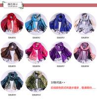 70cm*175cm Fashion VintageWomen's Tassels Printing Scarf Brand winter Wrap Cotton Shawl Pashmina Tassels Scarves Free Shipping