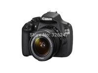 New digital camera 1200D  18-55mm II CMOS sensor  18 millions pixels 3 inch LCD screen New SLR digital camera