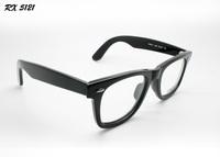 RB RX5121  wayfarer Optical frame black Eyeglasses for near vision eyewear