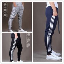 Heat the new 2014 autumn crime cotton harem pants, fashion brand jogger slim harem pants and feet pants men free shipping(China (Mainland))