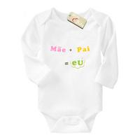 Brazil Baby Romper One Piece Long Sleeve Cotton Newborn Baby Clothing