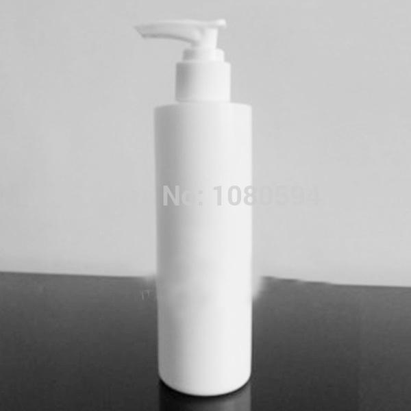 White pump bottle 200ml(China (Mainland))