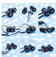 free shipping 12pcs/lot infinite/bap/btob/teentop/bigbang/mblaq/2pm/block b super base MP3/4 Cellphone 3.5mm Earphones Headphone