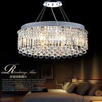 Spot lamps customized luxury crystal chandelier lamp 6157 led restaurant Ceiling Crystal Light bedroom lamp Diameter 60cm