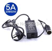 60W 5A  DC 220V to 12V converter inverter household car power adapter DZ006210