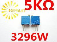 3296W 5K OHM 1/2W Trimmer Potentiometer  3296W-1-502 x 100PCS