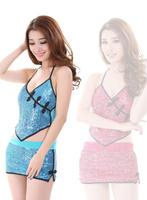 Women's 2014 plus size elastic slim hip skirt mm uniform taste fashion set