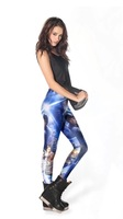 2014 new leggings  new disign  fashion blue  Star Wars  milk candy 3D personal   Digital printing leggings    Kd039