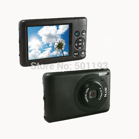 Professional 12mp OEM digital camera DC-K708C(China (Mainland))