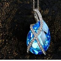 For nec  klace gorgeous elegant fashion drop necklace g036