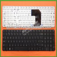 Freeshipping !  US Letter keyboard for  HP Pavillion G7 Black