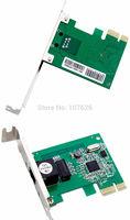 Genuine RTL8111C pci-e Gigabit Ethernet NIC independent desktop card