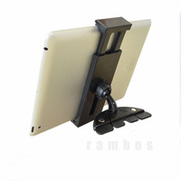 2014 New Arrival Universal IN Car CD Slot Mount Stand Holder For Apple iPad Air 2 3 4 Tablet PC