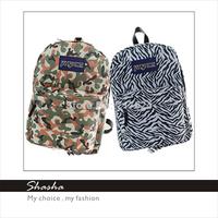 2014 Fashion new JAN SPORT backpacks women famous brands men's shoulder bag girls school bags bolsas pink cool zebra camouflage