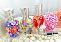 12ml Glass Perfume Fragrance Oil Atomizer spray Bottle / glass bottle spray 2258-7