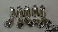 100pcs SG-51 Nozzle 1.0 Tips Fit SG-51 Air Plasma Cutting Torch Plasma Cutter Part 74051100