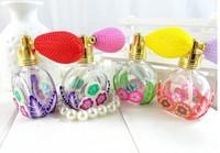 10ml Glass Perfume Fragrance Oil Atomizer spray Bottle / glass bottle spray 2258-7