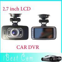 G8000 2.7 inch LCD Screen Full HD 1080P 5M COMS Sensor 170 degree wild angle lens CAR DVR camera with Mic/AV-Out Free sh boy toy