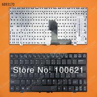 Freeshipping !  US Letter keyboard for Medion E1226 E1228 BLACK FRAME BLACK