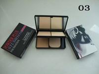 10pcs/lot wholesale NO 596 makeup 3 colors powder plus foundation,6 colors free shipping