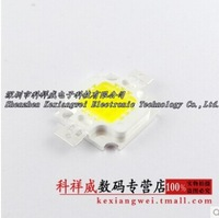 Free shipping 10W high power LED  Gao Liangdu is white white  integrated light source 10W high power LEDs