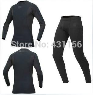 Livraison gratuite 1 ensemble moto t- shirts+pants circonscription, veston cyclisme, absorber la sueur t- shirt. vestes de moto