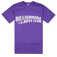 Hot!  new men's summer top brand BILLIONAIRE BOYS CLUB T-Shirts Letter BBC T Shirt men's Short sleeve streetwear