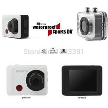 Neue Ankunft F26 Kamera Full HD DVR DV wasserdicht extreme Sport Sturzhelm-Tätigkeits-Kamera 1920 1080 p g Senor Motor Kostenloser Versand(China (Mainland))