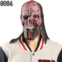 7 Kinds Of Plastics Halloween Mask Call Of Duty Paintball Gun Mask Horror Full Face Party Masks